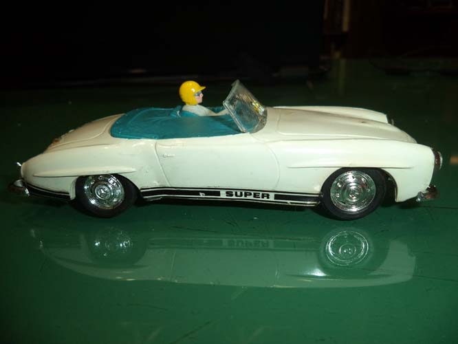 Scalextric Triang Mercedes