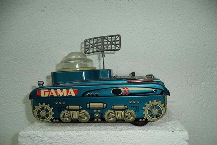 Tanque Gama